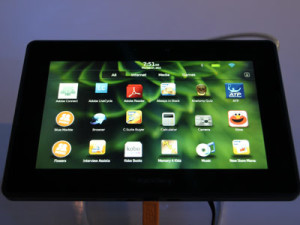 Blackberry Playbook VPN
