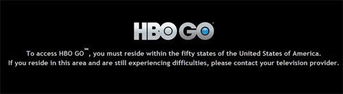HBO Go Blocked