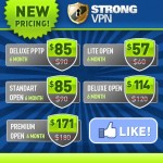 StrongVPN: 6 Month Plan Price Dropped