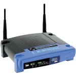 Linksys WRT54GL Wireless VPN Router