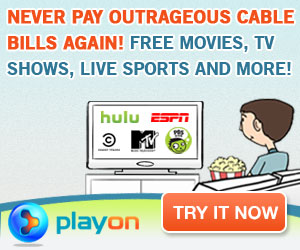 Try Playon For Free