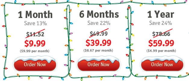 HideMyAss December Discount 2012